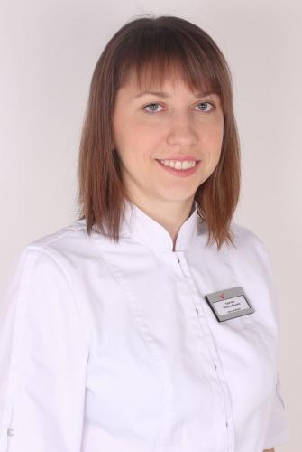 Куричева Наталья Юрьевна