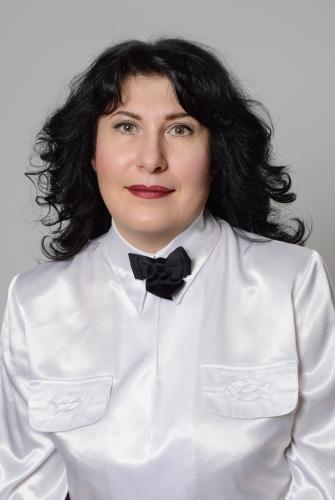 Зудина Людмила