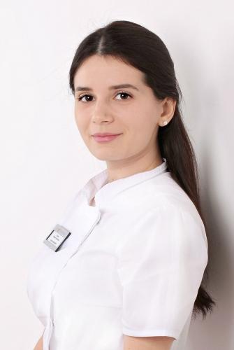 Гырнец Марина Сергеевна